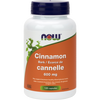 NOW Cinnamon 600mg 120 Capsules