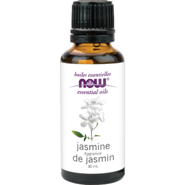 NOW Essential Oils Jasmine Fragrance Oil Blend