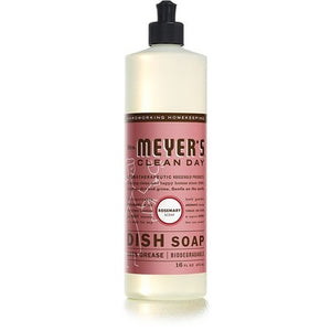 Mrs. Meyer's Clean Day Dish Soap Rosemary