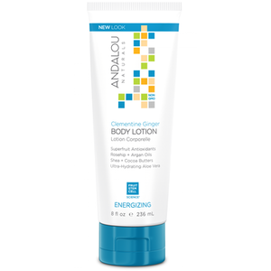 ANDALOU naturals Clementine Ginger Energizing Body Lotion