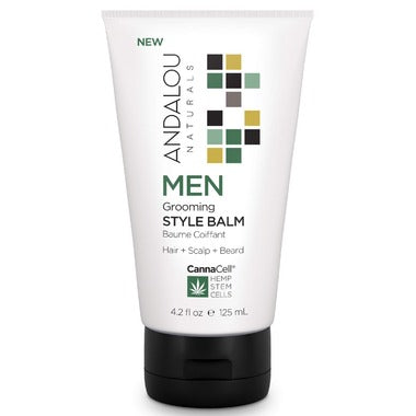 ANDALOU naturals MEN Grooming Style Balm