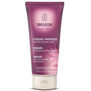 Weleda Evening Primrose Age Revitalizing Body Wash  200 mL