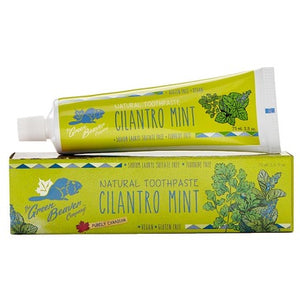 Green Beaver Cilantro Mint Natural Toothpaste 75 mL