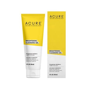 Acure Brightening Cleansing Gel 118 mL