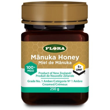 Flora Manuka Honey MGO 100+ UMF 5+