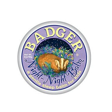 Badger Night-Night Balm  56g