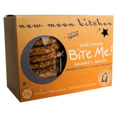 New Moon Kitchen Bite Me! Cookies 275 g