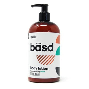 basd Body Lotion Invigorating Mint