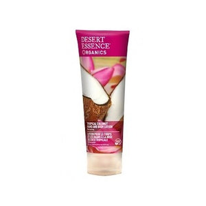 Desert Essence Organics Tropical Coconut Lotion