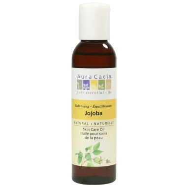 Aura Cacia Jojoba Pure Skin Care Oil  118 mL