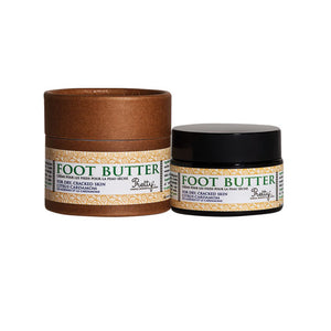 Pretty Citrus Cardamon Foot Butter