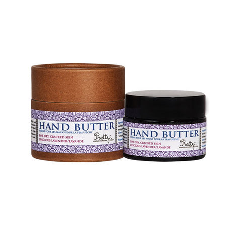 Pretty Luscious Lavender Hand Butter