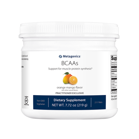 Metagenics BCAA's (orange mango), 30 servings