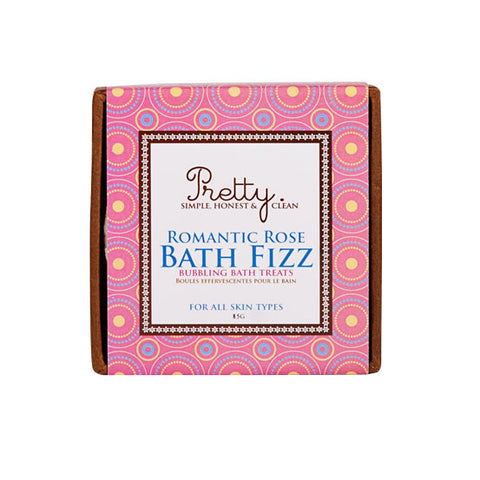 Pretty Romantic Rose Bath fizz