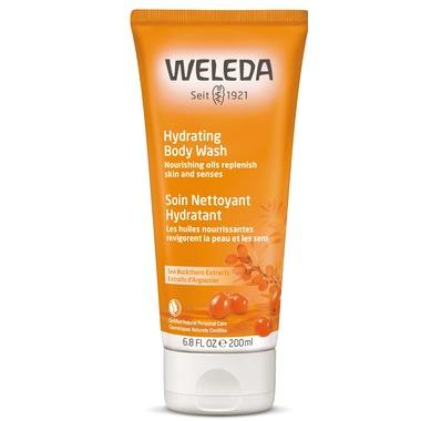 Weleda Hydrating Body Wash 200ml