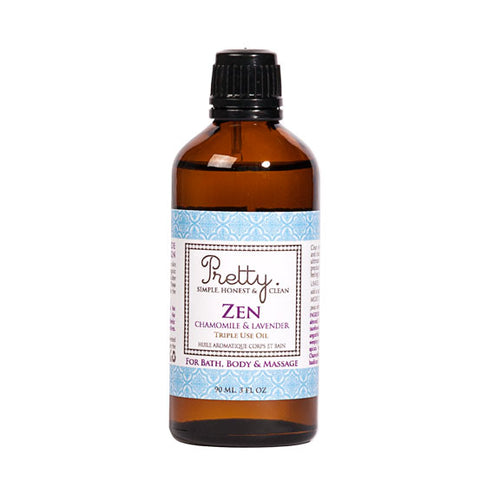Pretty Zen Triple Use Oil