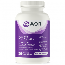 AOR Advanced Bone Protection 30 Veggie Caps