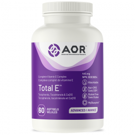 AOR Total E 60 Softgels