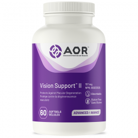 AOR Vision Support II 60 Softgels