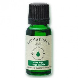 Aromaforce Essential Oil Clary Sage 15mL