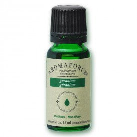 Aromaforce Essential Oil Geranium 15mL