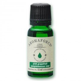 Aromaforce Essential Oil Pink Grapefruit 15mL