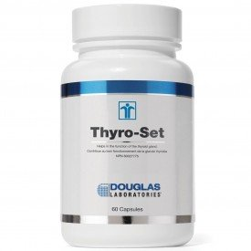 Douglas Laboratories Thyro-Set 60 Capsules