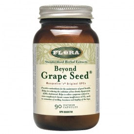 Flora Beyond Grape Seed 90 Veggie Capsules