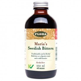 Flora Maria's Swedish Bitters Alcohol-Free 250mL