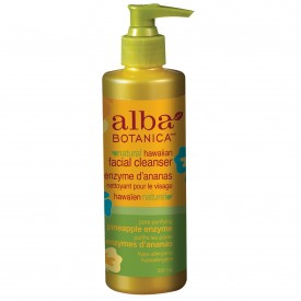 Alba Botanica Hawaiian Facial Cleanser Pineapple Enzyme 237mL