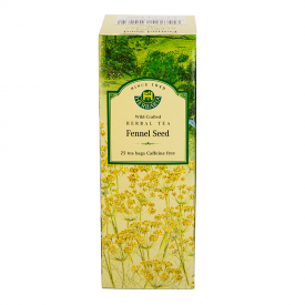 Herbaria Fennel Seed 25 Tea Bags