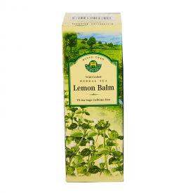 Herbaria Lemon Balm 25 Tea Bags