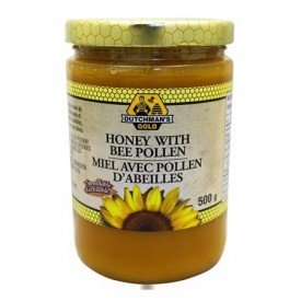 Dutchman's Gold Honey with Bee Pollen 500g