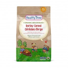 Healthy Times Baby Cereal Barley Organic 142g
