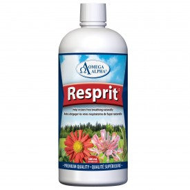 Omega Alpha Resprit Liquid