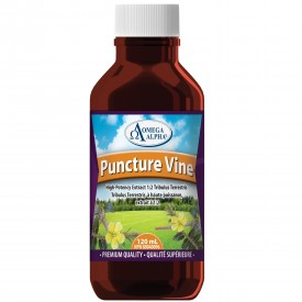 Omega Alpha Puncture Vine Liquid 120mL