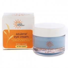 Earth Science Azulene Eye Cream 21mL