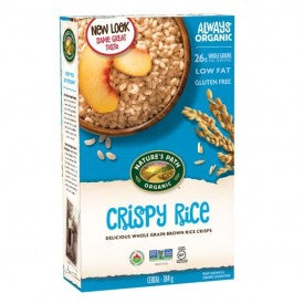 Nature's Path Organic Cereal Crispy Rice 284g