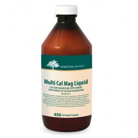 Genestra Multi Cal Mag Liquid 450mL