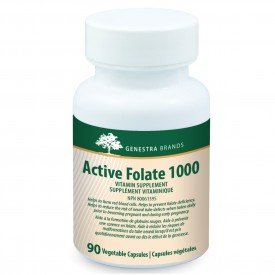 Genestra Active Folate 1000 90 Veggie Caps