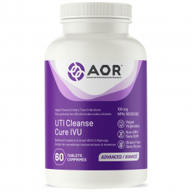 AOR UTI Cleanse (formerly known as UTI Cleanse Now with Cranberry)