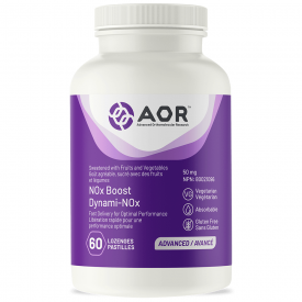 AOR NOx Boost 60 Lozenges