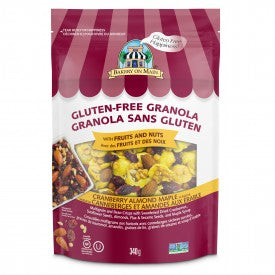 Bakery On Main Granola Nutty Cranberry Almond Maple 340g