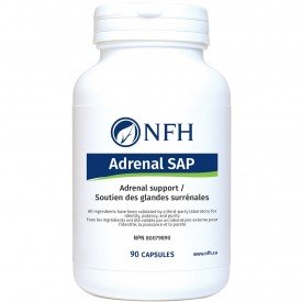 NFH Adrenal SAP Licorice Free 90 Capsules