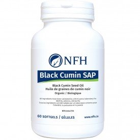 NFH Black Cumin SAP 60 Softgels