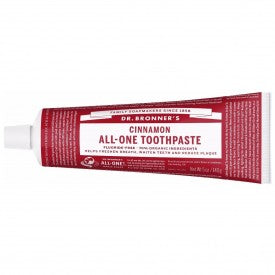 Dr. Bronner's All-One Toothpaste Cinnamon 140g