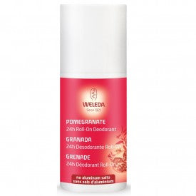 Weleda 24 Hour Deodorant Roll On Pomegranate 50mL