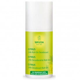 Weleda 24 Hour Deodorant Roll On Citrus 50mL