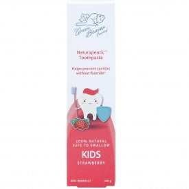 Green Beaver Kids Toothpaste Strawberry