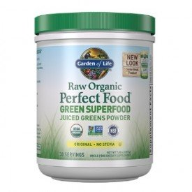 Garden of Life Raw Organic Perfect Food Green Superfood Original Powder 207g